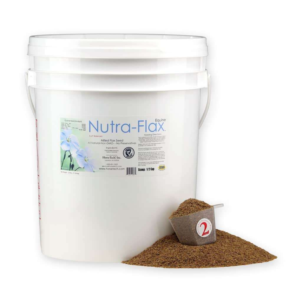 NutraFlax Non GMO Flaxseed for horses