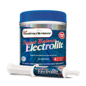 Perfect Balance Electrolite for Horses - 4 lb Powder or Paste.