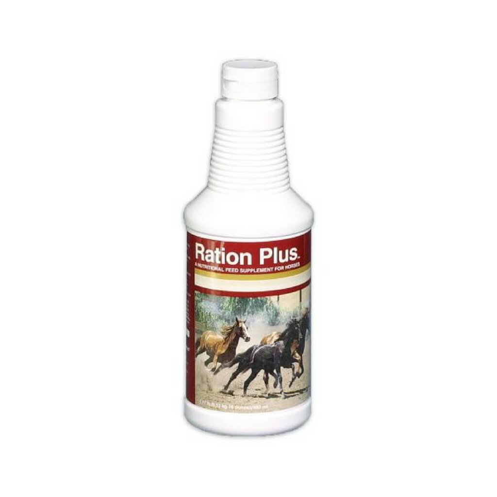 Ration Plus - Liquid Digestive Support for Horses