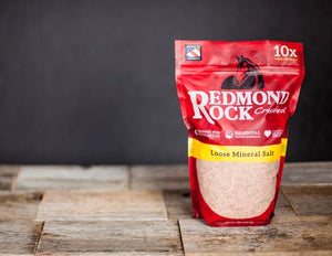 Redmond Rock Salt