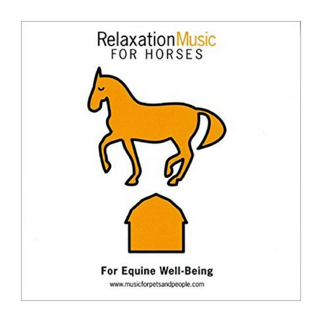 Relaxation Music for Horses CD by Composer Janet Marlow
