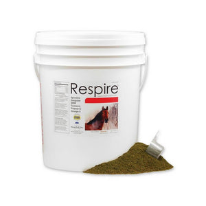 Respire - Allergy, Heaves, Respiratory Supplement for Horses