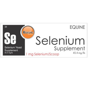 Selenium Yeast for Horses