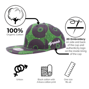 "AFP Full ""Army Green"" Ankara Cap"