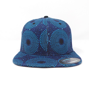 "AFP Full ""Blue"" Ankara Cap"