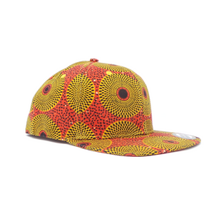 "AFP Full ""Orange"" Ankara Cap"