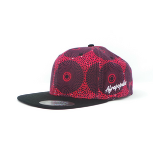 "AFP Half ""Red"" Ankara Cap"