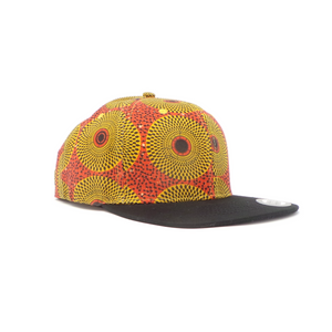 "AFP Half ""Orange"" Ankara Cap"