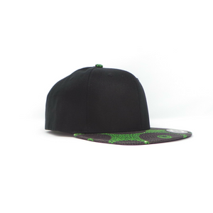 "AFP Visor in ""Army Green"" Ankara Cap"