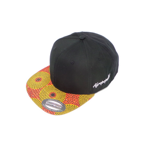 "AFP Visor in ""Orange"" Ankara Cap"