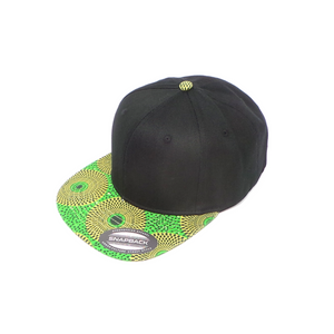 "AFP Visor in ""Green"" Ankara Cap"