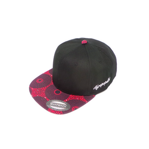 "AFP Visor in ""Red"" Ankara Cap"