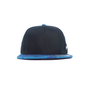 "AFP Visor in ""Blue"" Ankara Cap"