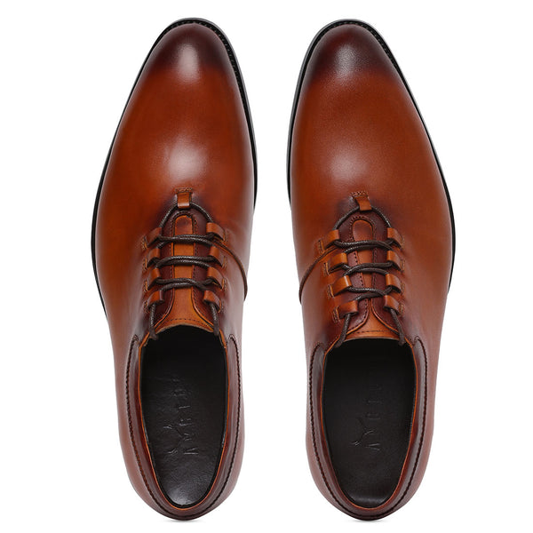 Denzel Oxfords - Brown