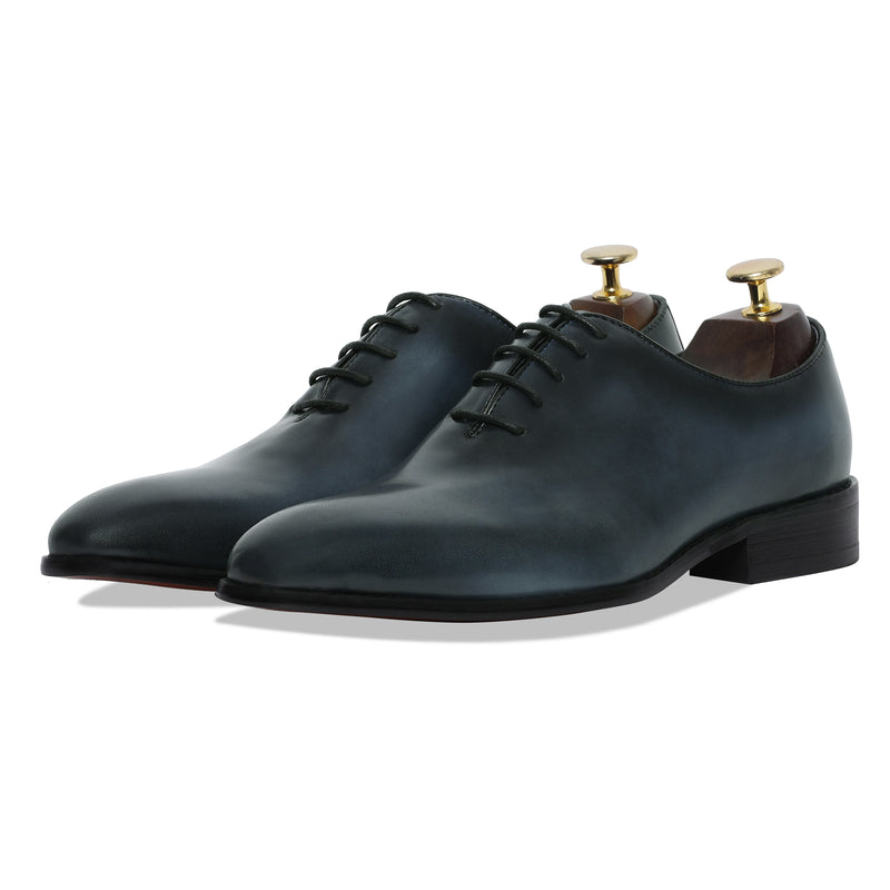 British Oxfords - Blue