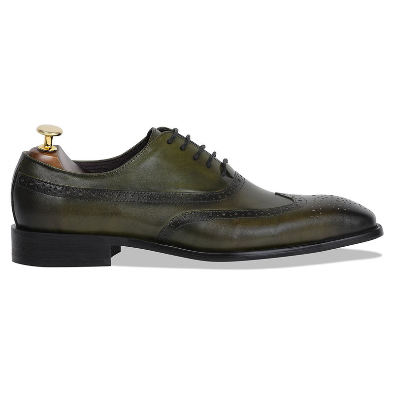 Edward Brogues