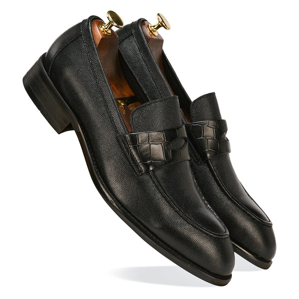 Alexander Black Loafers