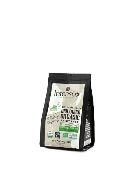 Organic Italian ESE pods, Easy serve espresso 50ct