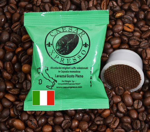 Gusto Pieno compatible with Lavazza* Espresso Point machines