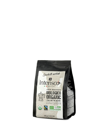 Organic Italian Coffee Ground, 250gr
