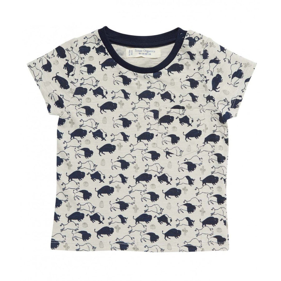 Liko T-Shirt with buffalo
