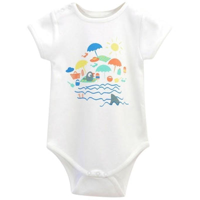 A Day at the Beach Onesie