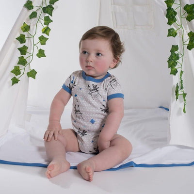 Bunny Chief Pattern Onesie