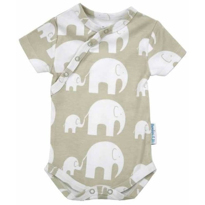 Green Elephant Bodysuit