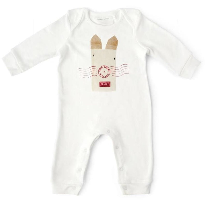 Rabbit Love Babygrow