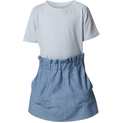 Lark Skirt Chambray