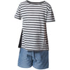 Traversee Tee Stripe