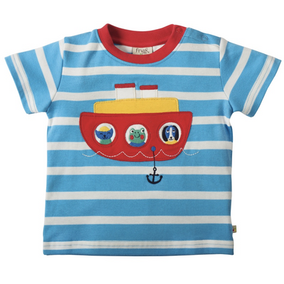 Little Fal Boat T-shirt