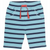 Little Stripy Short Breton