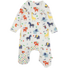 Footed Sleepsuit Jungle