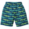 Croc Rock Board Short