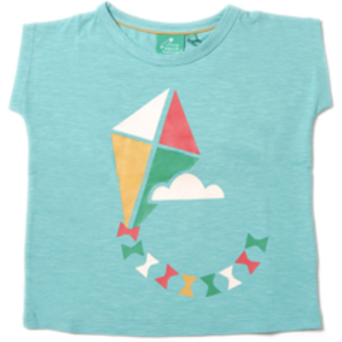 Fly Away Slub Jersey Tee