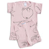 Rose Fruit Shortie PJ Set