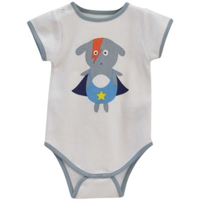 White Rock Star Onesie