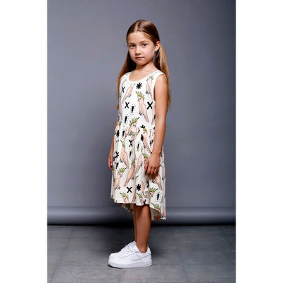 Cockatoo Single Dress