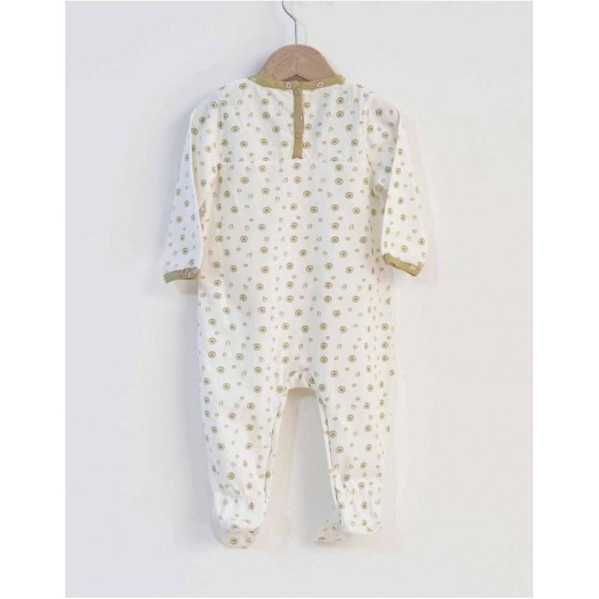 Summer Fern Sleepsuit