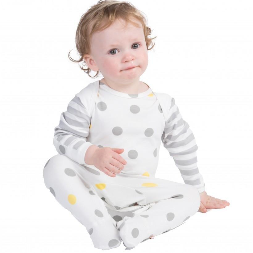 Footed Sleepsuit Spot