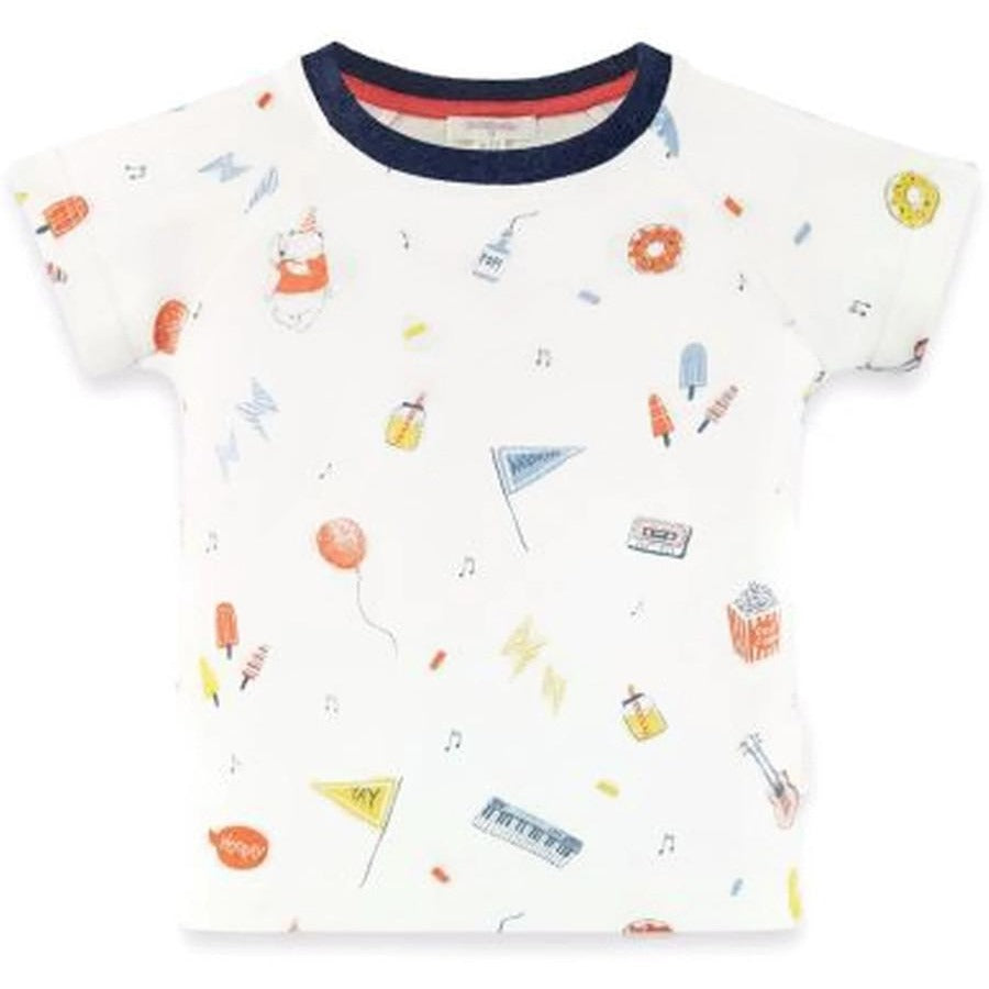 Party Time Tee Party Print