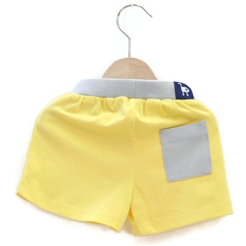 Super Yellow Shorts