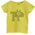 8-Bit Yellow T-shirt