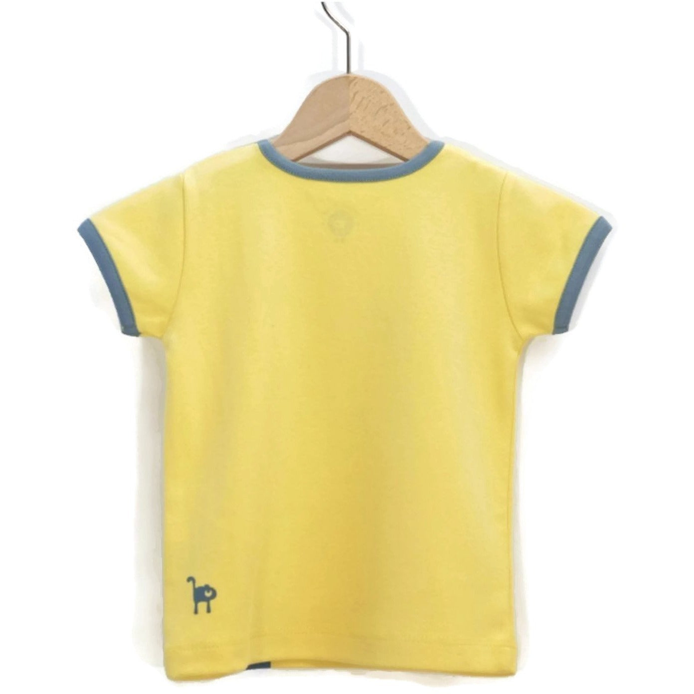 La Queue du Chat Tee Shirt I CoCoKidoo Leading Organic Baby Clothes