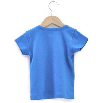 Graphic Deep Blue T-shirt