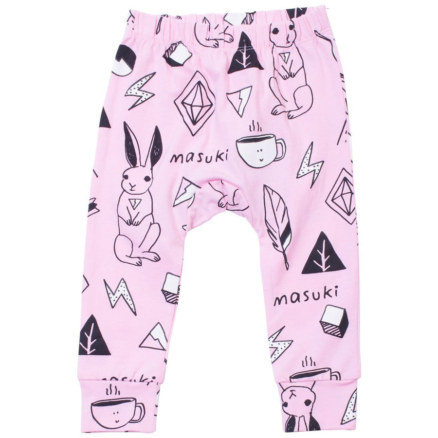 Wonderland Baby leggings