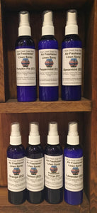 Handmade Bush Creek 8 oz. Air Freshener Odor Neutralizer Linen Spray 200 Fragrances Alcohol Free A-K