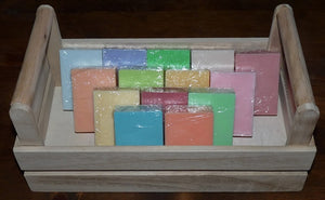 Handmade Bush Creek Goats Milk Soap Eczema Psoriasis Hand Bath Bar Moisturizing L-Z 180 Fragrances