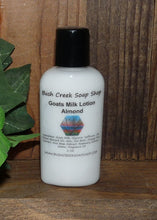 Handmade Bush Creek Goats Milk Lotion 4 oz Travel Size Eczema Psoriasis 180 Fragrances A-K Paraben Free Moisturizing